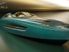 Aston Martin Voyage 55 Speedboat Concept