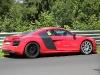 Audi R8 E-tron Crashes at Nurburgring