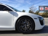Audi R8 V8 by Wheels Boutique on HRE S101's