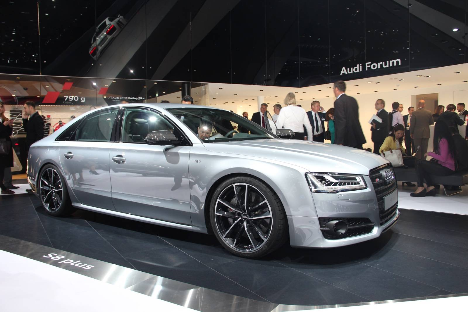 Audi S8 2014 as well 2016 Audi S8 Plus additionally Audi A4 DTM ...