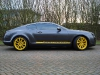 Bentley Continental Supersports With Yellow Accents