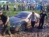 Bentley Stuck In The Mud!