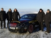 Bentley Supersports Shatters World Speed Record on Ice