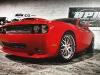 Big Power Racing Dodge Challenger SRT8 on D2Forged Wheels