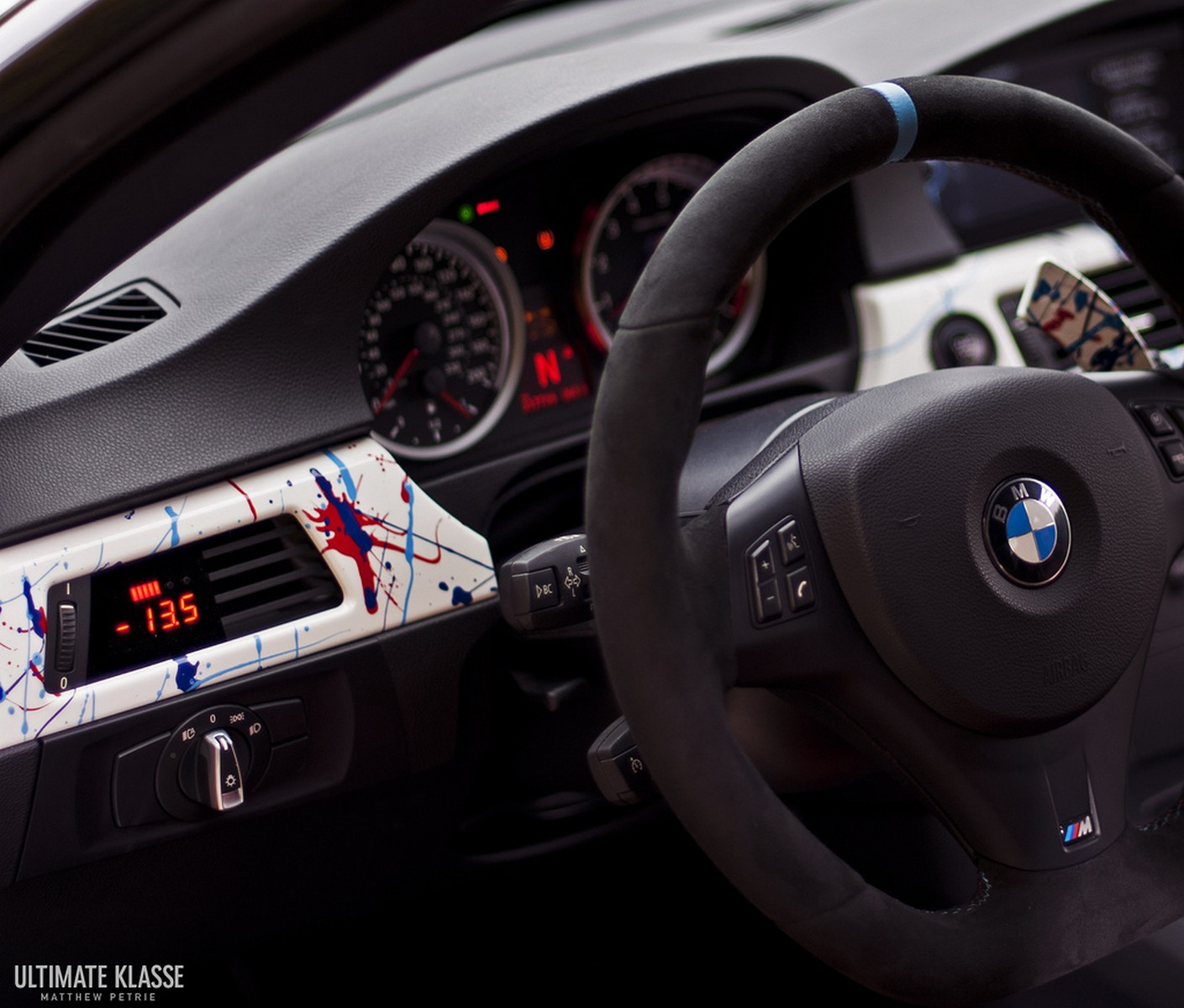 Bmw M3 Interior: Big Purp BMW E92 M3 VT2-650 By Autocouture