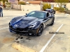Black C7 Corvette Stingray Spotted in San Diego