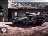 Black Ferrari California on HRE P40S Wheels