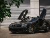 black-mercedes-benz-slr-mclaren-roadster-9