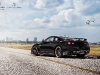 Black Nissan GT-R on 21 inch Vellano Forged Wheels