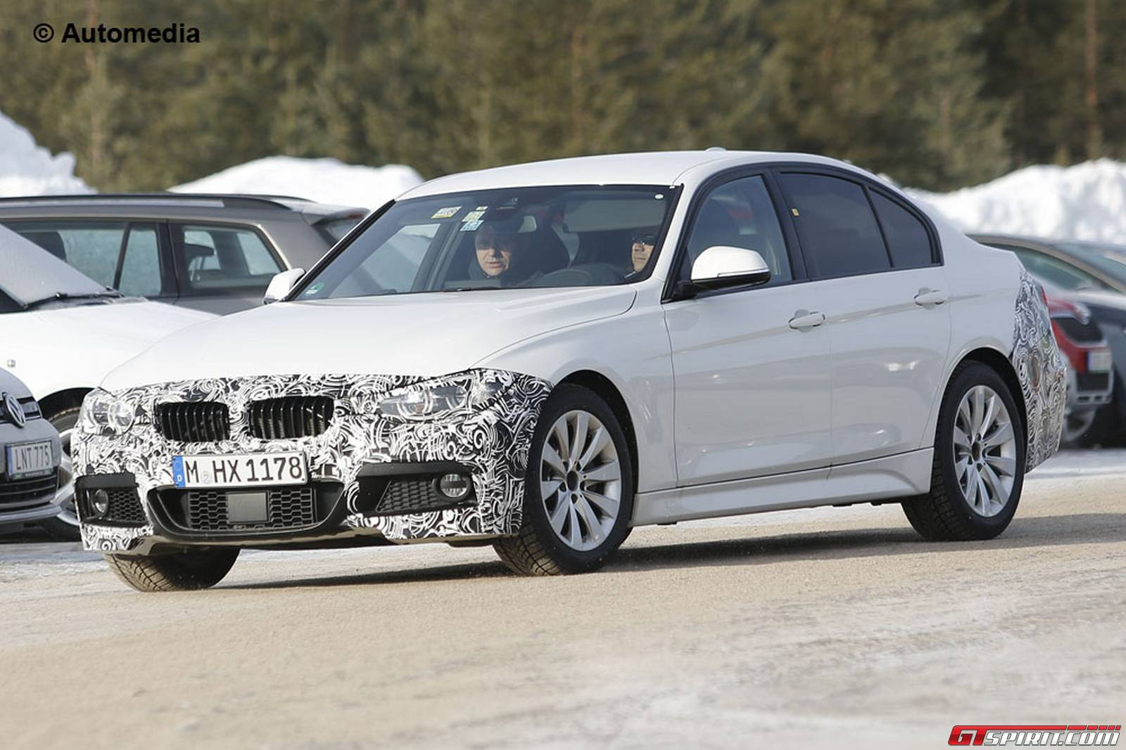Spy Shots BMW 3 Series Price and Review