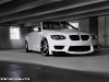 BMW E93 M3 Convertible on Concavo CW-S5 Wheels