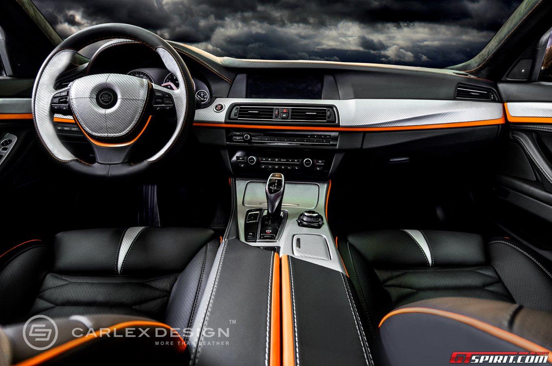 Bmw F10 Interior Bmw F10 5 Series Interior by