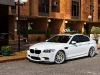 BMW F10M M5 on ADV7 Track Spec Wheels