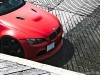 Photo Of The Day Red Devil Matte Red BMW M3