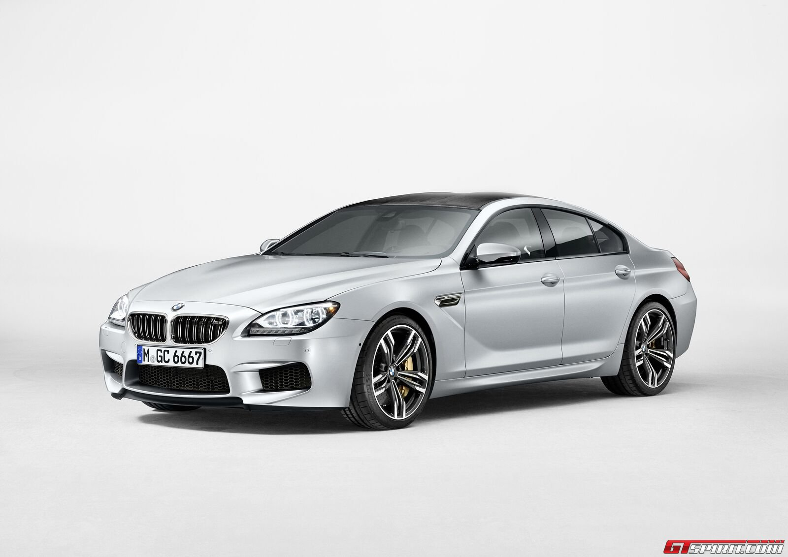 BMW M6 Gran Coupe Photo 18