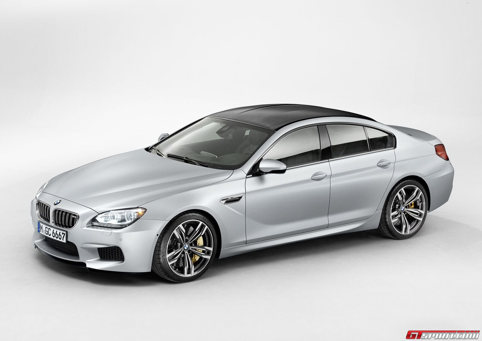 BMW M6 Gran Coupe Photo 19