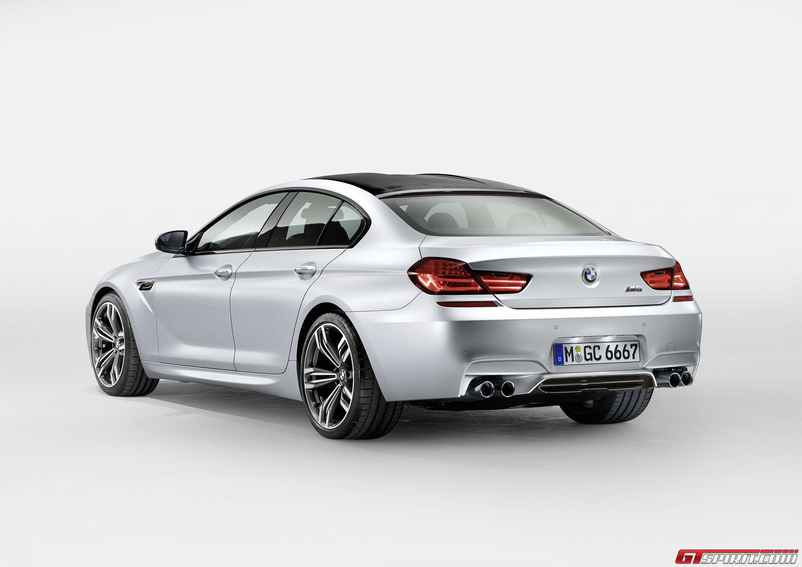 BMW M6 Gran Coupe Photo 20