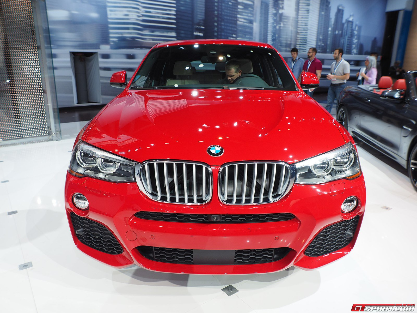 The X4 is the sportiest version of the X3 and in the future maybe ...
