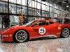 Bologna 2010 Ferrari 458 Challenge Debuts