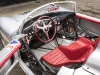 Bonhams Stirling Moss 1961 PORSCHE RS-61 cockpit open