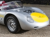Bonhams Stirling Moss 1961 PORSCHE RS-61 nose