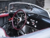 Bonhams Stirling Moss 1961 PORSCHE RS-61 cockpit2