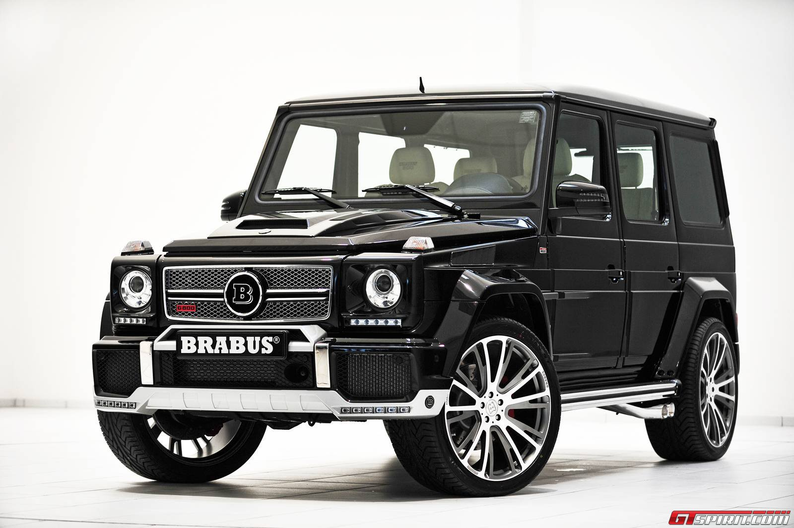 Official brabus 800 widestar for Camioneta mercedes benz