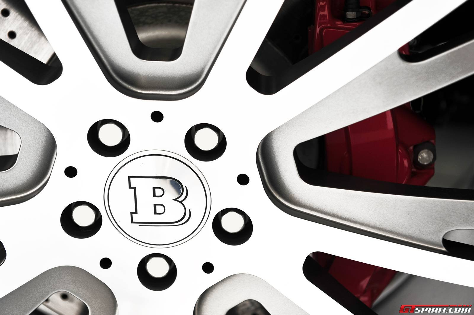 Official: Brabus 800 Widestar - GTspirit