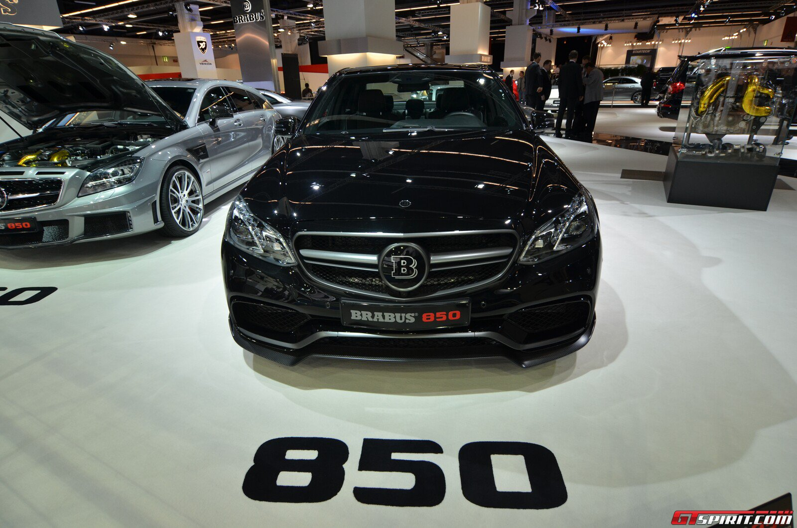 Brabus 850 6 0 Biturbo Mbworld Org Forums