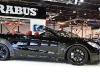 Brabus E V12 800 Convertible at the Dubai Motor Show 2011
