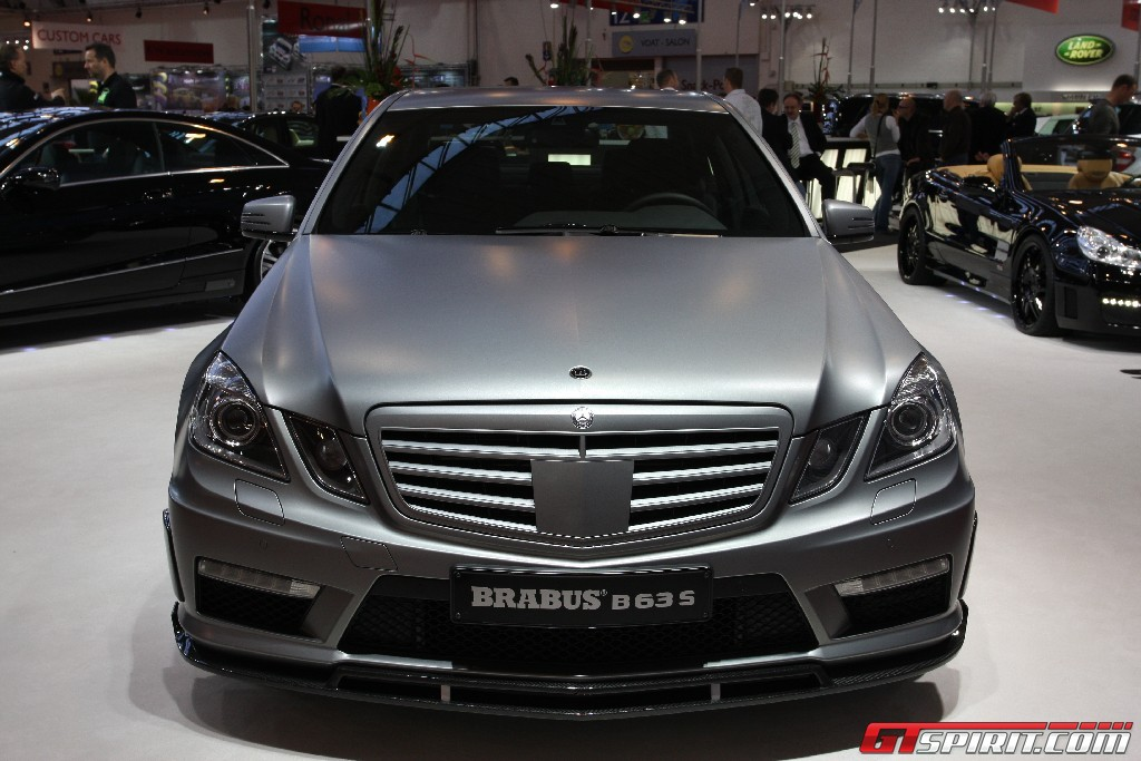 2010 Brabus B63 S. 2010 Brabus B63 S