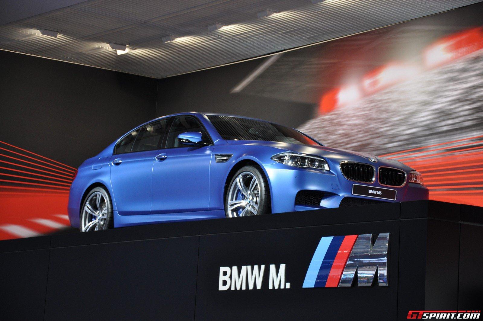 Brussels 2014 : BMW M3 Sedan & M4 Coupé - GTspirit