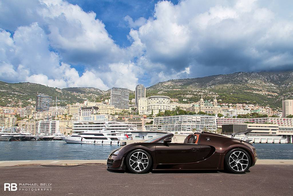 bugatti veyron grand sport vitesse monaco photo of the. Black Bedroom Furniture Sets. Home Design Ideas