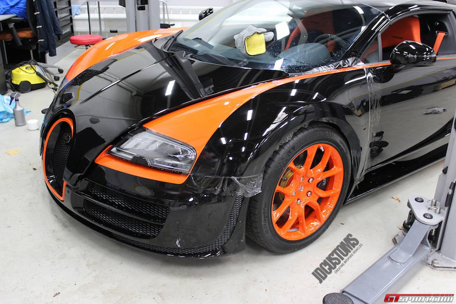 bugatti veyron grand sport vitesse wrc edition at jd customs. Black Bedroom Furniture Sets. Home Design Ideas