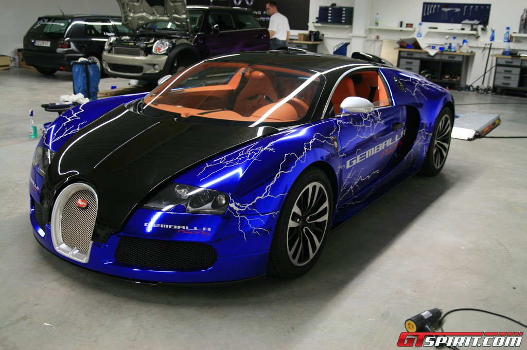 Blue Bugatti Veyron Racing Pictures to Pin on Pinterest  PinsDaddy