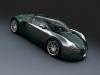 Bugatti Veyron Grand Sport Green Carbon Aluminum