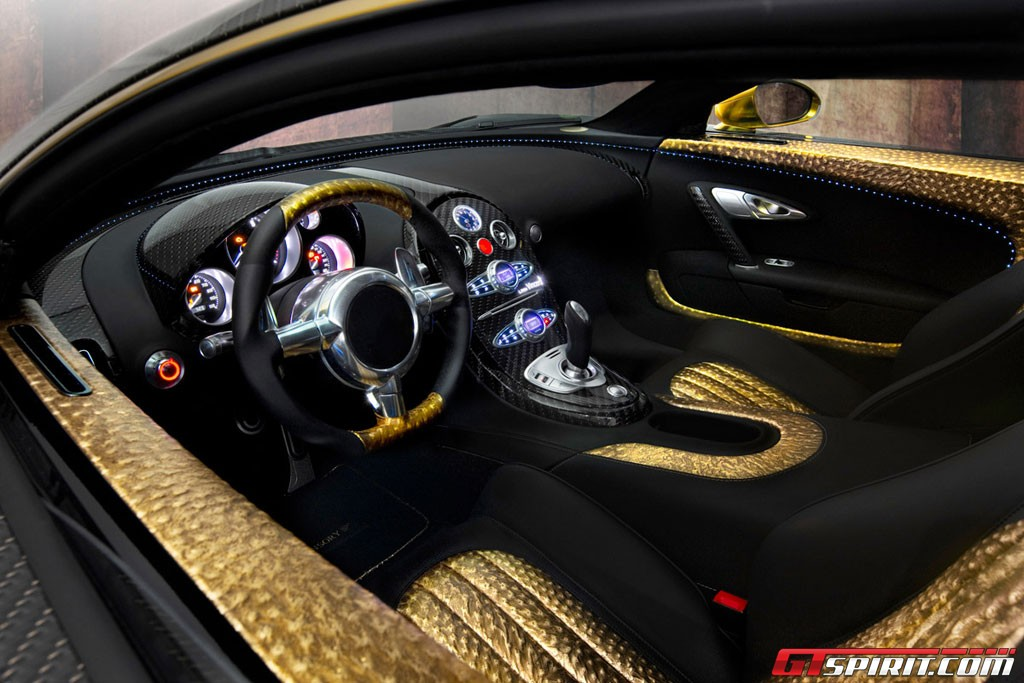 2010 mansory bugatti veyron linea vincero d oro dark. Black Bedroom Furniture Sets. Home Design Ideas