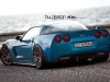 By Design Corvette Z06 on ADV.1 Wheels