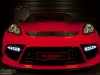 By Design Shows Red Mansory Panamera