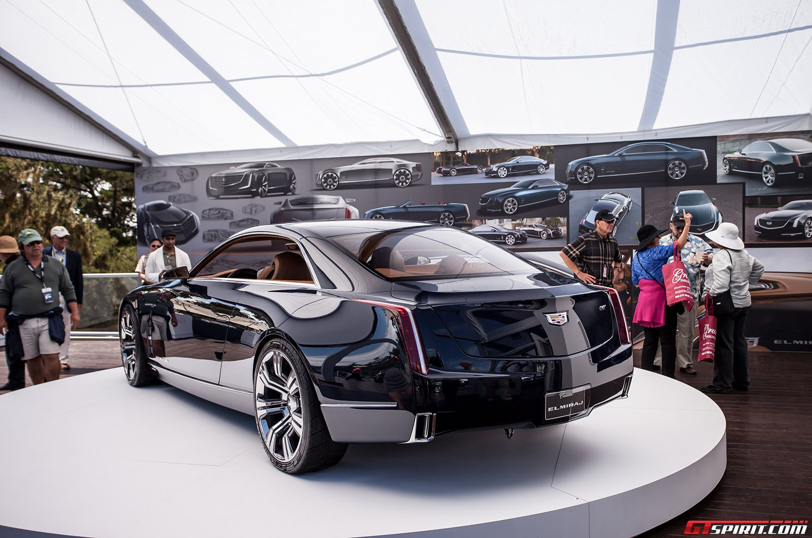 Cadillac Signs Off on New Range-Topper; Could be Dubbed CT9