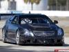 Cadillac CTS-V Racing Coupe Hits the Track