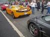 Ferrari Enzo, McLaren 12C Spider, Pagani Huayra
