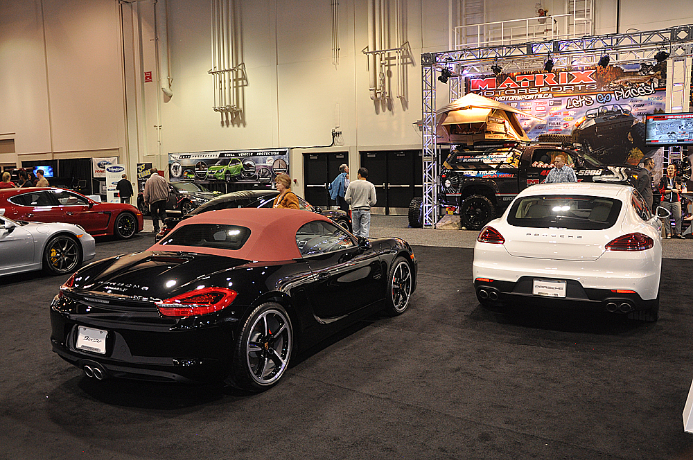 highlights from the 2014 calgary international auto and. Black Bedroom Furniture Sets. Home Design Ideas