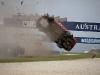 Car Crash: 1977 Porsche 911 During 2012 Phillip Island Classic