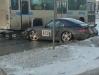 Car Crashes Siberian Porsche Turbo Cabriolet