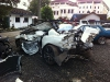Car Crash Two GTRs Wrecked in Malaysia - Four Dead, Two Critical Injured