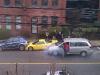 Yellow Acura NSX Crashes in Massachusetts