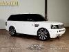 Car & Girls Asian Girl and Range Rover Sport by Savini