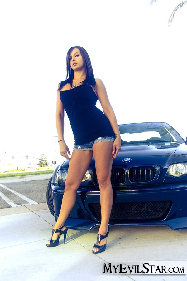 Cars Amp Girls Bmw E46 M3 Amp Ashley