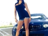 Cars & Girls BMW E46 M3 & Ashley
